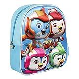 Artesania Cerda Mochila Infantil 3d Top Wing Zainetto per bambini, 31 cm, Blu (Azul)