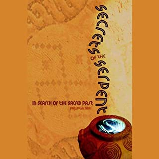 Secrets of the Serpent audiobook cover art