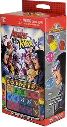 Asmodee–wk72143–Marvel Dice Masters 1–Starter Avengers Vs x-Men