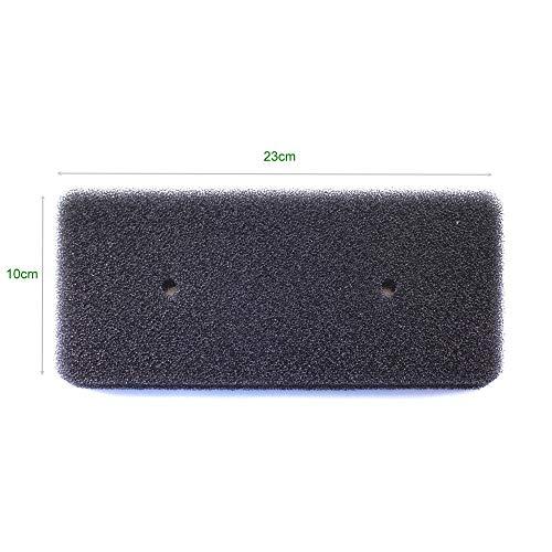 Filtro de poliuretano secadora adaptable Samsung