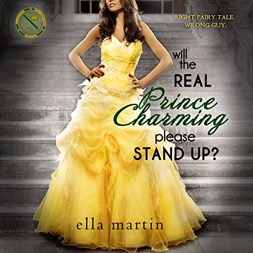 Will the Real Prince Charming Please Stand Up? audiobook cover art