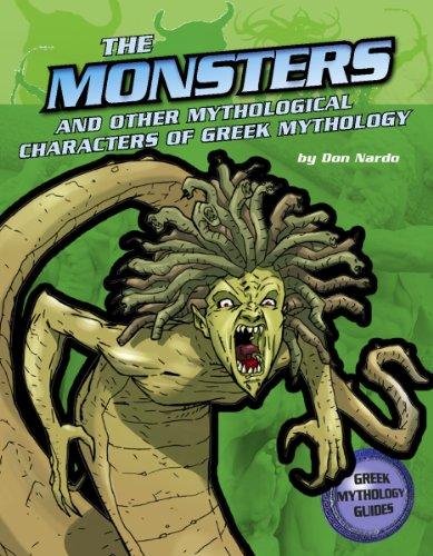 The Monsters and Creatures of Greek Mythology (Ancient Greek Mythology)