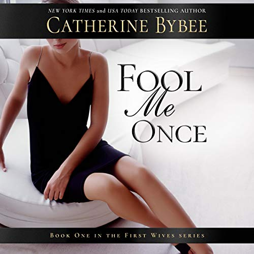 Fool Me Once audiobook cover art