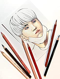 bangtan boys coloring pages