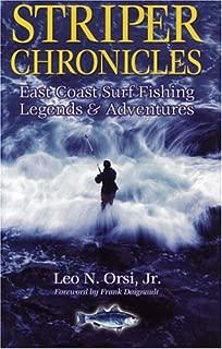 Striper Chronicles: East Coast Surf Fishing Legends & Adventures