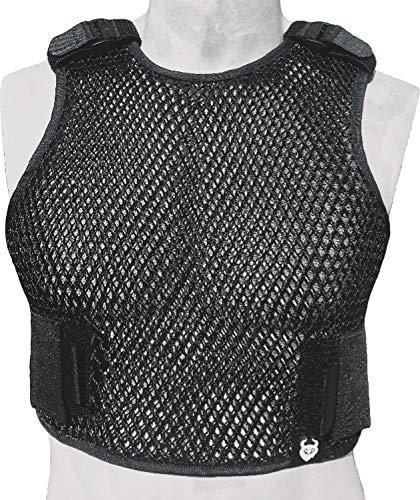 MILITAUR Ventilation Vest - Body Armor Ventilation for Law Enforcement. Cooling Vest - Increase Cool Air Flow Under Tactical Gear (XL)