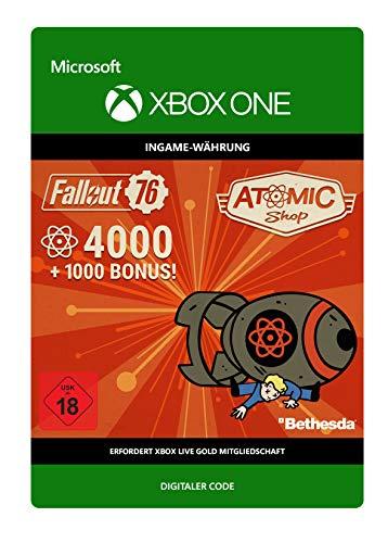 Fallout 76: 4000 (+1000 Bonus) Atoms | Xbox One - Download Code