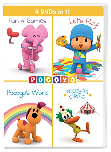 Pocoyo: Four Pocoyo Favorites