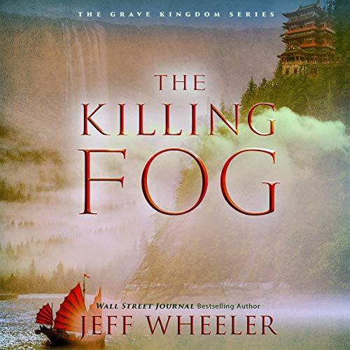 The Killing Fog audiobook cover art