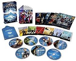 Iron Man (2008) The Incredible Hulk (2008) Iron Man 2 (2010) Thor (2011) Captain America: The First Avenger (2011) Avengers Assemble (2012)