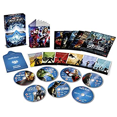 marvel movies collection, End of 'Related searches' list