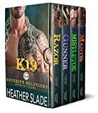 K19 Security Solutions Boxed Set Books 1-4 (English Edition)