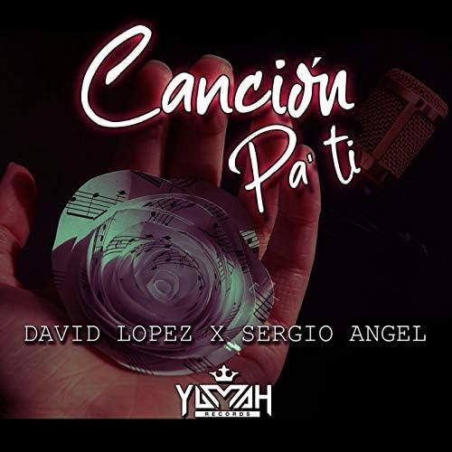 David Lopez & Sergio Angel