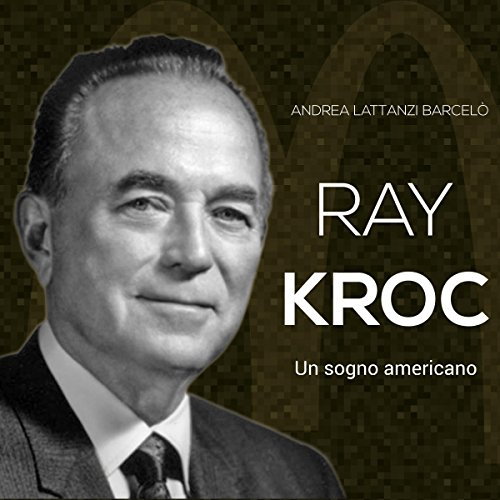 Ray Kroc audiobook cover art