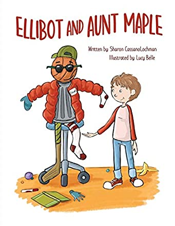 Ellibot and Aunt Maple