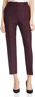 Hugo Boss BOSS Womens Wool Herringbone Dress Pants