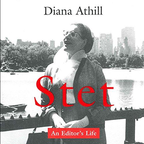 Stet audiobook cover art