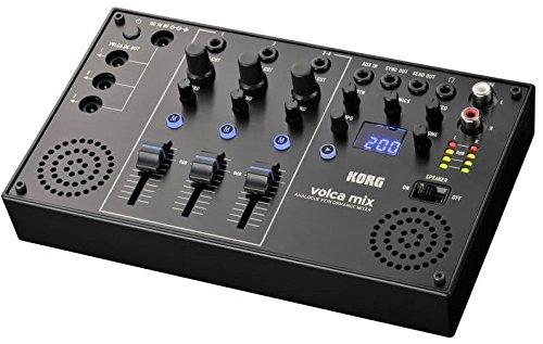 Korg Volca Mix batidora analógica a 3canales para DJ