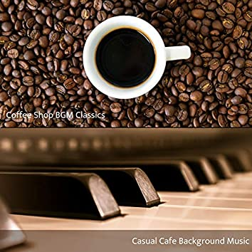 Casual Cafe Background Music
