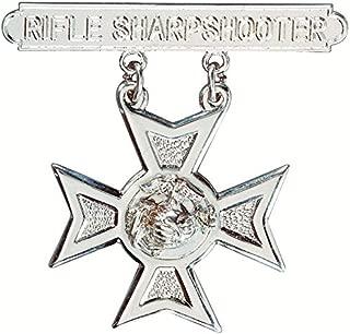 marine sharpshooter badge