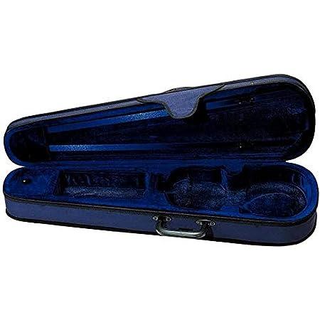 PURE GEWA Estuche de violín con forma CVF 03 para tamaño 3/4 negro