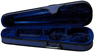 PURE GEWA Estuche de violín con forma CVF 03 para tamaño 1/4 negro