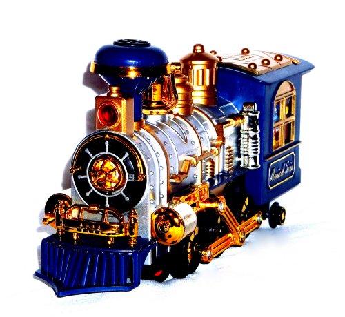 Spielzeug Eisenbahn Lokomotive Lok Train Zug Rauch Funktion