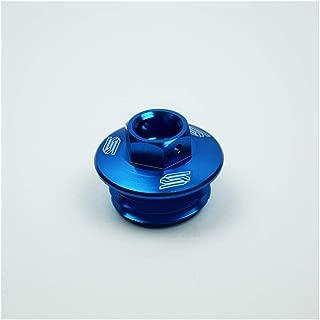 OFP300B BOUCHON HUILE BLEU Compatible avec KXF 250-450 KLX 450 R