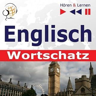 Englisch Wortschatz. Hören & Lernen [English Vocabulary: Listen & Learn] Titelbild