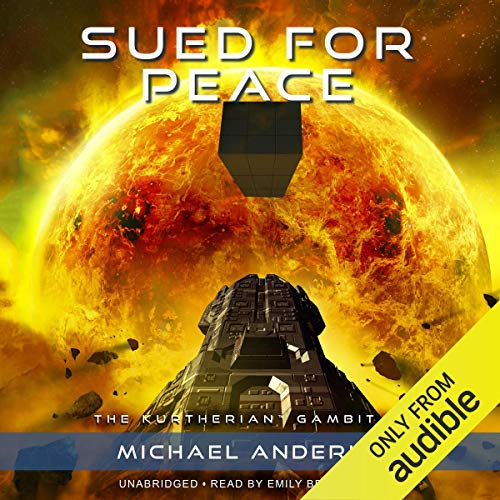 Sued for Peace cover art