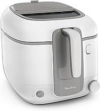 MOULINEX Super Uno Access 2.2 L Deep Fryer, 1800 Watts, White/Grey, Plastic, AM310028