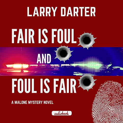 Fair Is Foul and Foul Is Fair audiobook cover art