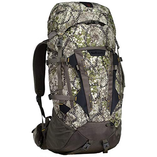 Badlands Sacrifice LS Camouflage Hunting Pack - Bow, Rifle, and Pistol Compatible, Approach Camo