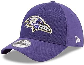 New Era Baltimore Ravens Purple 2017 Color Rush 39THIRTY Flex Hat