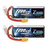 Best Extended Battery Note 3s - Zeee 3S 120C 2200mAh 11.1V Lipo Battery Review