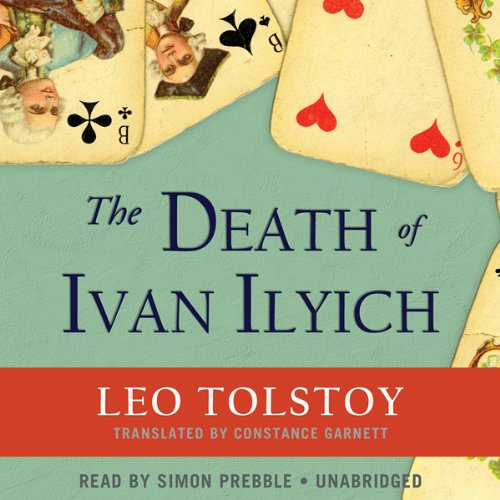 The Death of Ivan Ilyich copertina