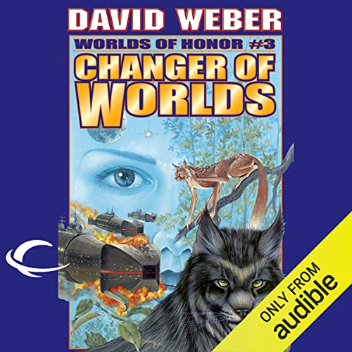Changer of Worlds  By  cover art
