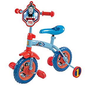 "Dino Thomas /& Friends Blue Kids Boys Bike Bicycle 12/"" Mag EVA Wheel 412UL-THO"