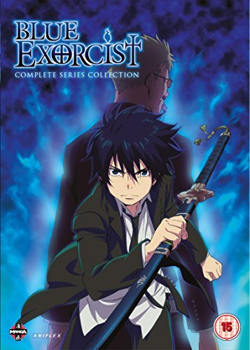 Blue Exorcist: The Complete Series Collection [DVD] [UK Import]