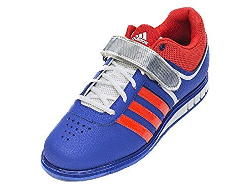 Adidas Powerlift 2.0 - Zapatillas para levantamiento de peso, color, talla US 4 | UK 3.5 | EU 36