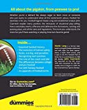 Zoom IMG-1 football for dummies 6th edition
