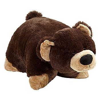 Pillow Pets Originals Mr Bear 18  Stuffed Animal Plush Toy