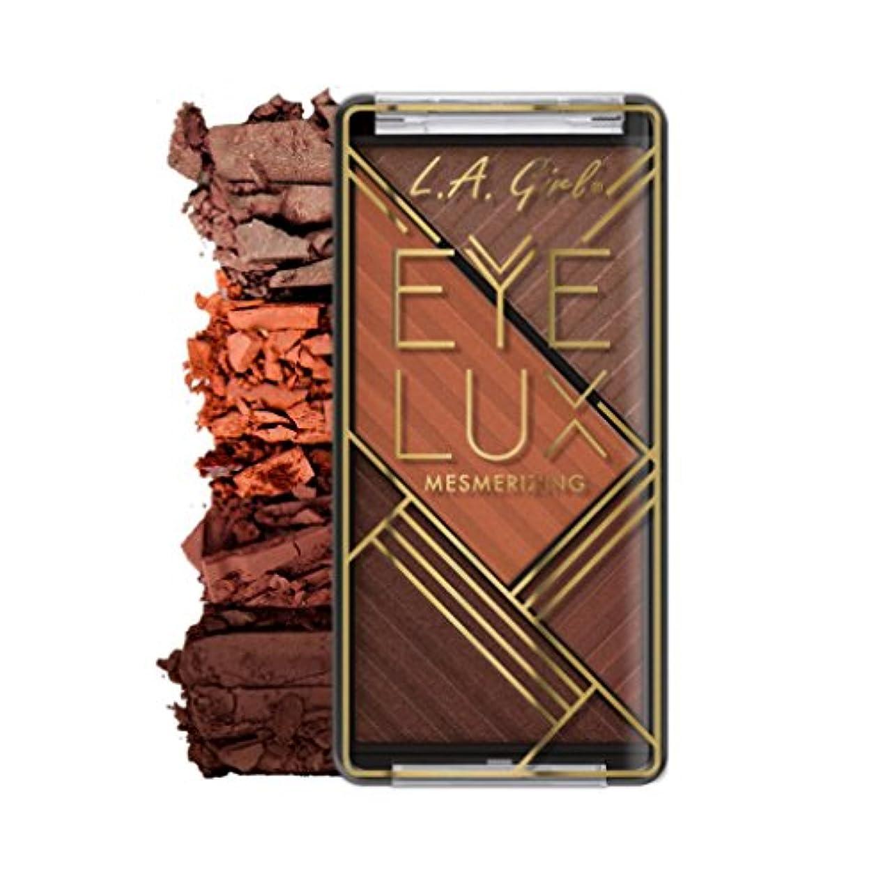 評価可能鼻聡明(3 Pack) L.A. GIRL Eye Lux Mesmerizing Eyeshadow - Energize (並行輸入品)