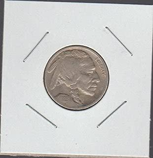 1923 Buffalo Nickel Choice Fine
