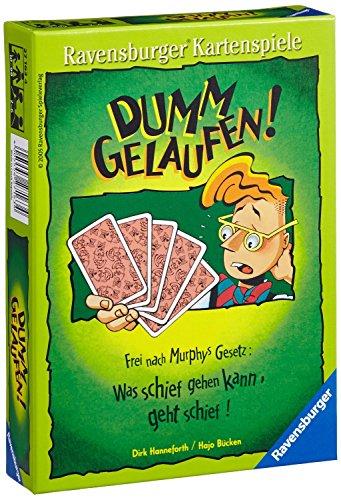 Ravensburger - Dumm gelaufen (Kartenspiel)