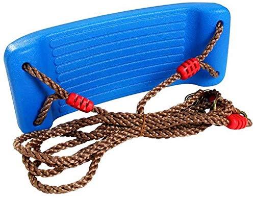 Kinderschaukelstuhl, Hochleistungs-Schaukelstuhl Mit Gebogener Platte Aus Kunststoff, Schaukelstuhl Aus Kunststoff Für Klettergerüste