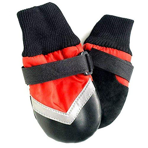 Fashion Pet All Weather Dog Boots Small