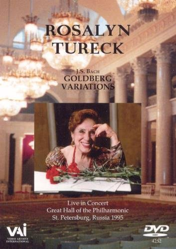 Rosalyn Tureck - J.S. Bach Goldberg Variations