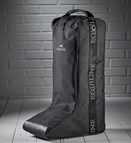Equiline Stiefeltasche Boots Bag Farbe: schwarz