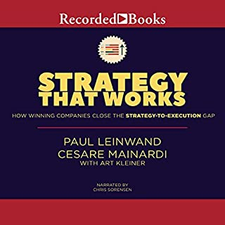 Strategy That Works cover art